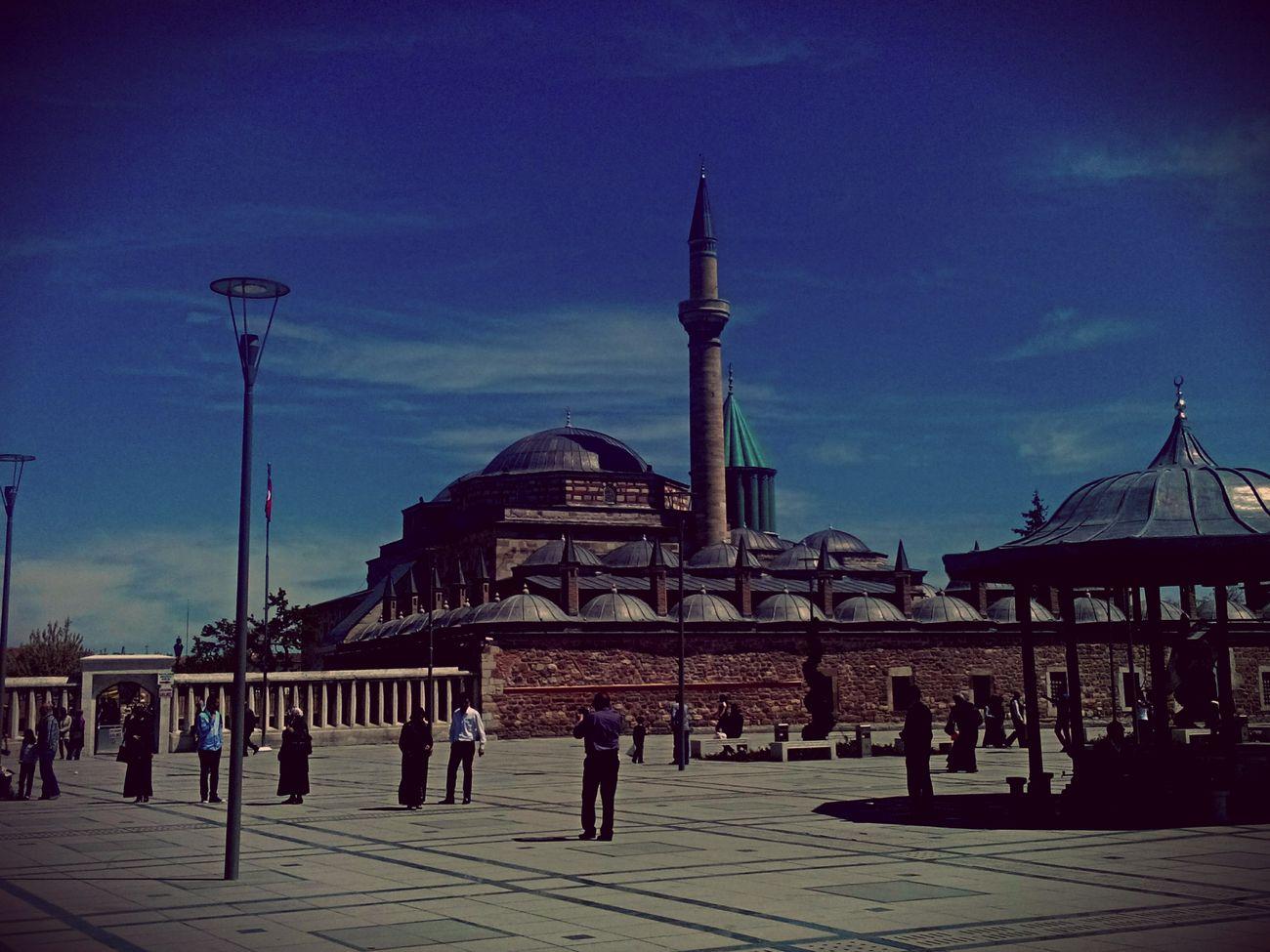 Mevlana Mosque Konya Turkey