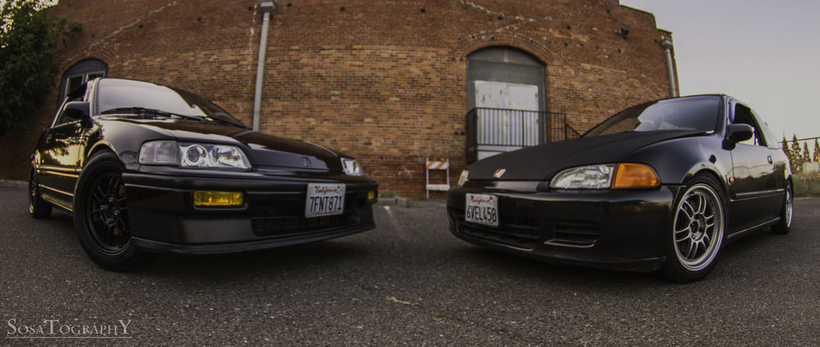 My buddy's Honda civic and anothers buddy's crx also Im new to this site but im on Instagram as @sosatography follow me here and there i follow comment and like Honda Civic Canon 7D Sonomacounty Fast Cars