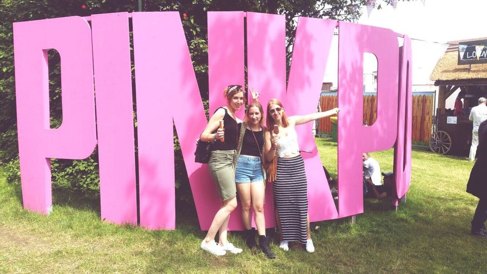 Thats Me  With Friends Festival Pinkpop 2016 Having Fun Drinking Enjoying Life Live Music Awesome Weekend