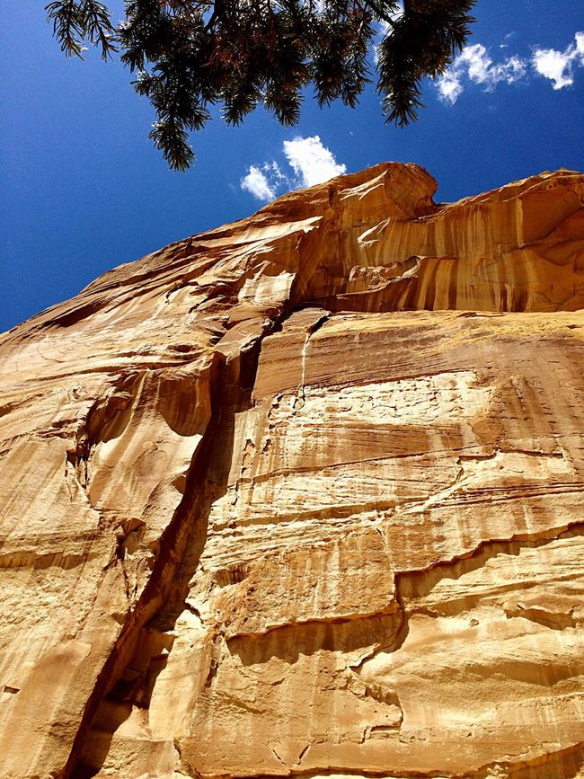 Rock Formation Rock Beautiful Colors Contrasting Colors Bright Blue Sky Great View EyeEm Best Shots Love Of Nature Beauty In Nature Emery County Utah Where I Live Getting Inspired Perfect Day Natures Architecture Perfect Lighting Enjoying The View EyeEm Best Shots - Nature Utah Desert Hiking Majestic Majestic Nature Enjoying Life Photography Is My Escape From Reality!