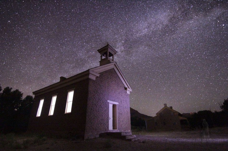 Shooting the Milky Way in a ghost town - who believes in ghosts anyway ? Seeing Ghosts Eye4photography  Taking Photos Portrait Of A Woman