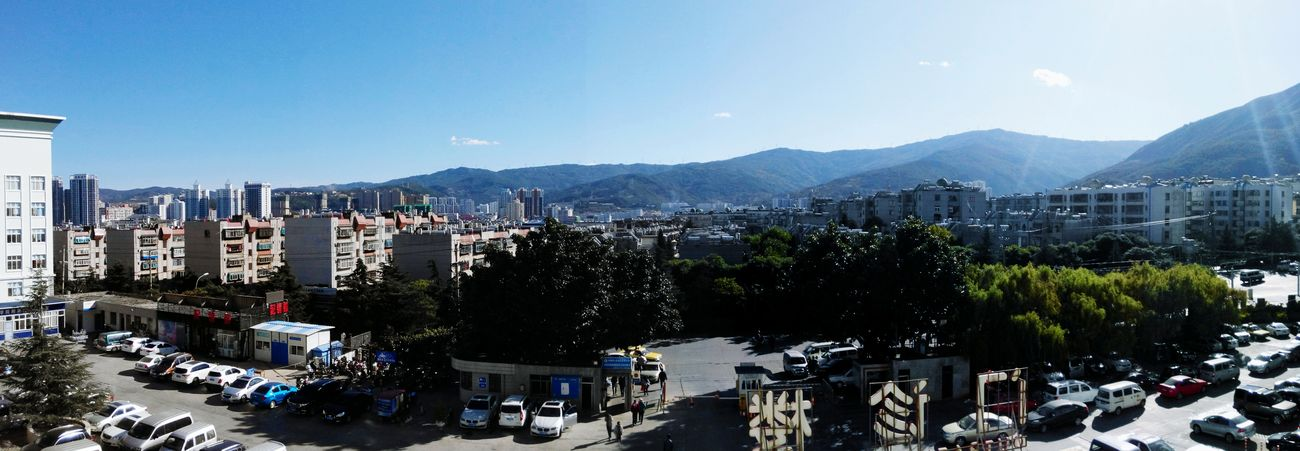 Panoramic Photography Dali City