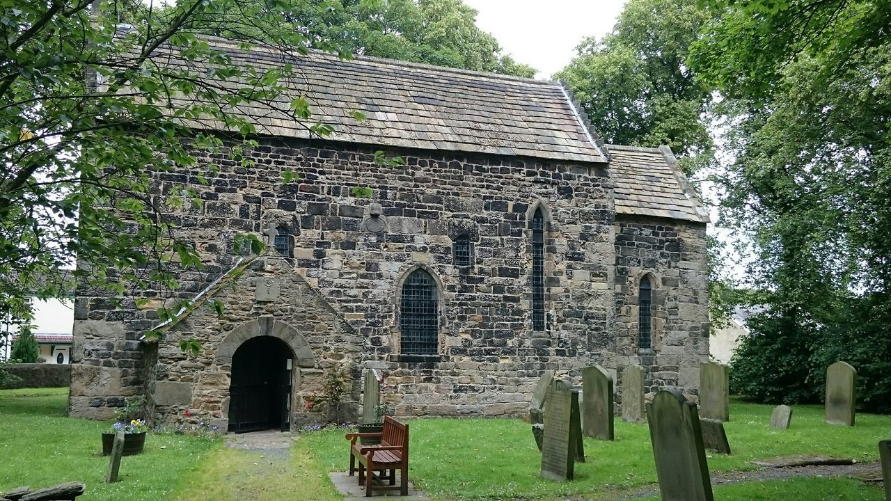 Escomb Saxon Church Historical Building History Through The Lens  Historical Place Historic Anglo-saxon Saxon Streamzoofamily