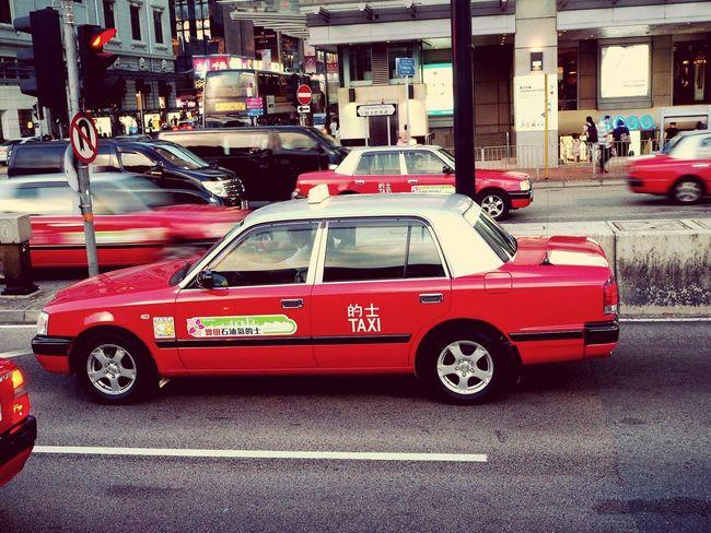 Taxi HongKong Taxi