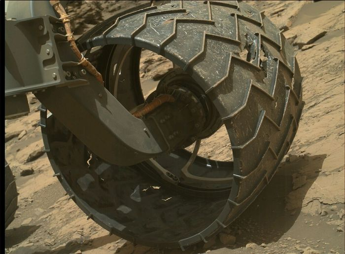 Mars Planet The Future