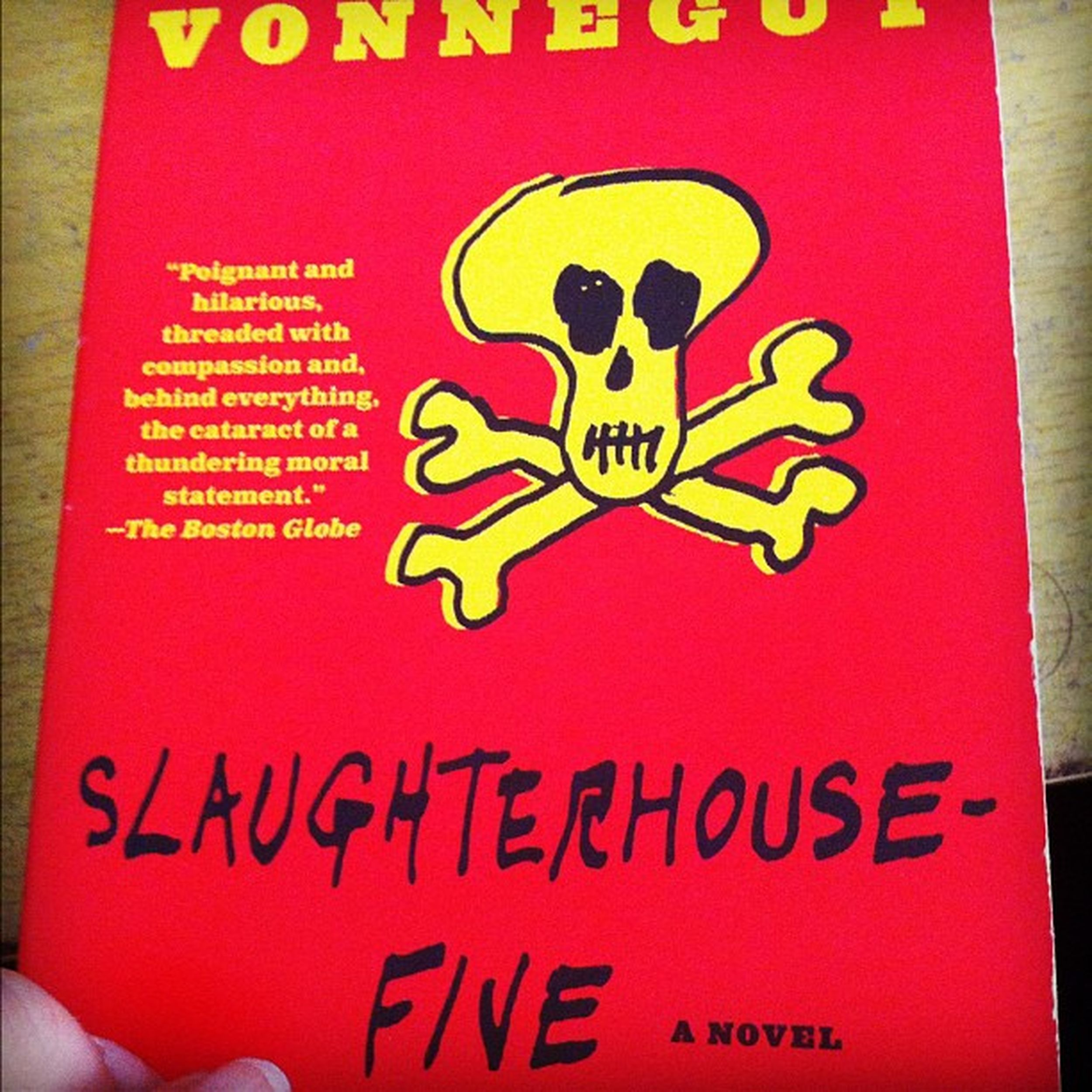 Vonnegut Slaughterhousefive Books Classic