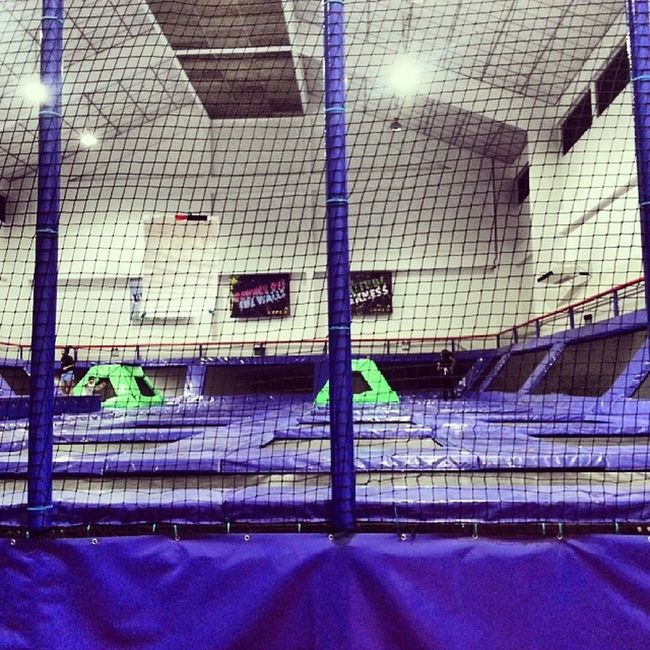 We are here!!!! Amped Trampolines Boingboing