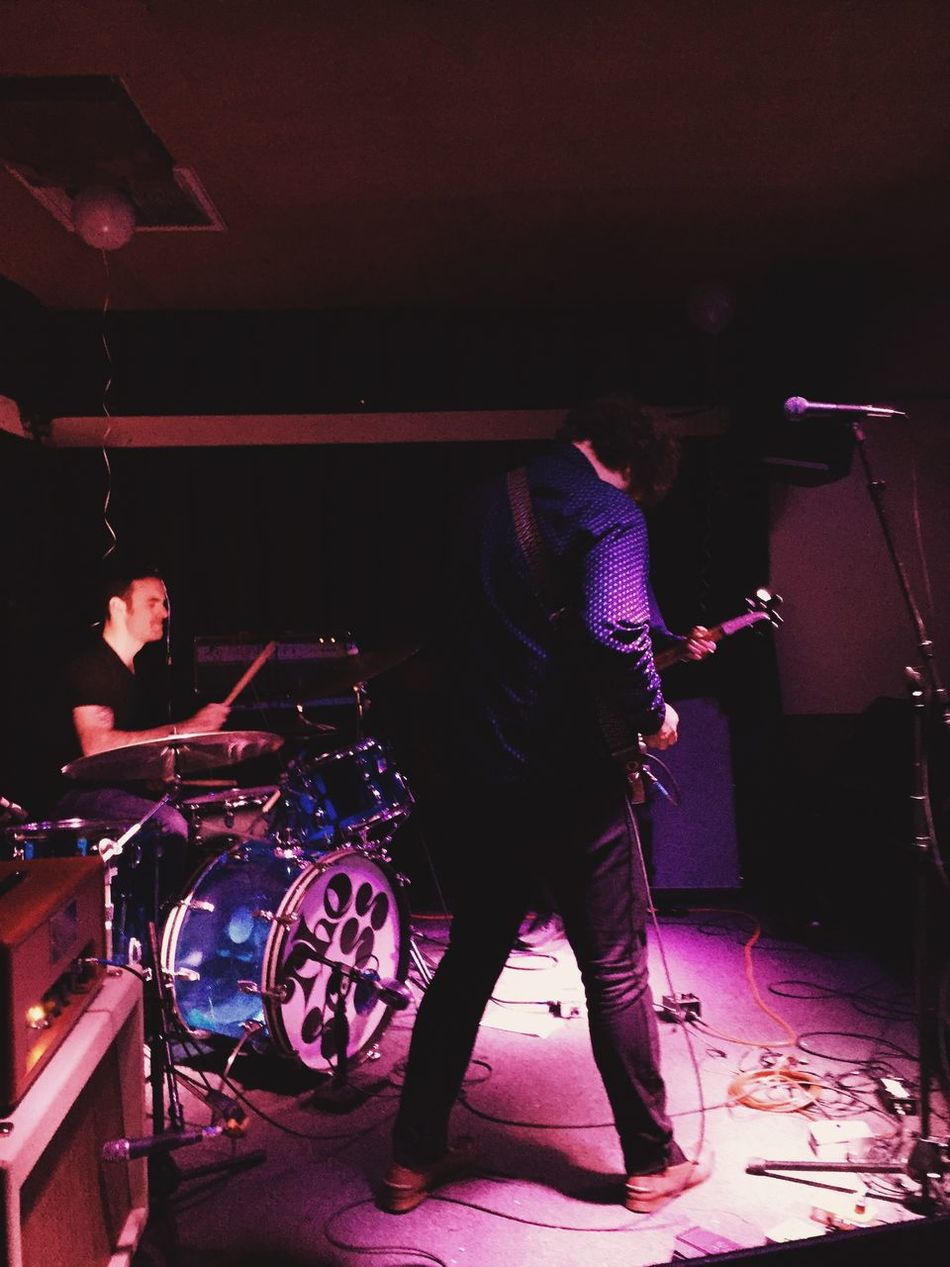 Seeing a great San Diego band Keepers Sodabar Sandiego Nightlife Vscocam