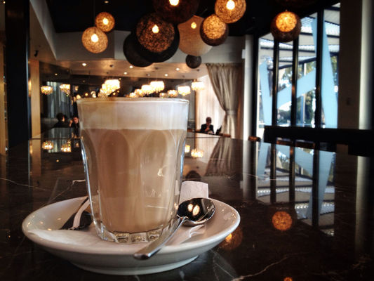 Coffee at H by Felici by Michelle Robinson