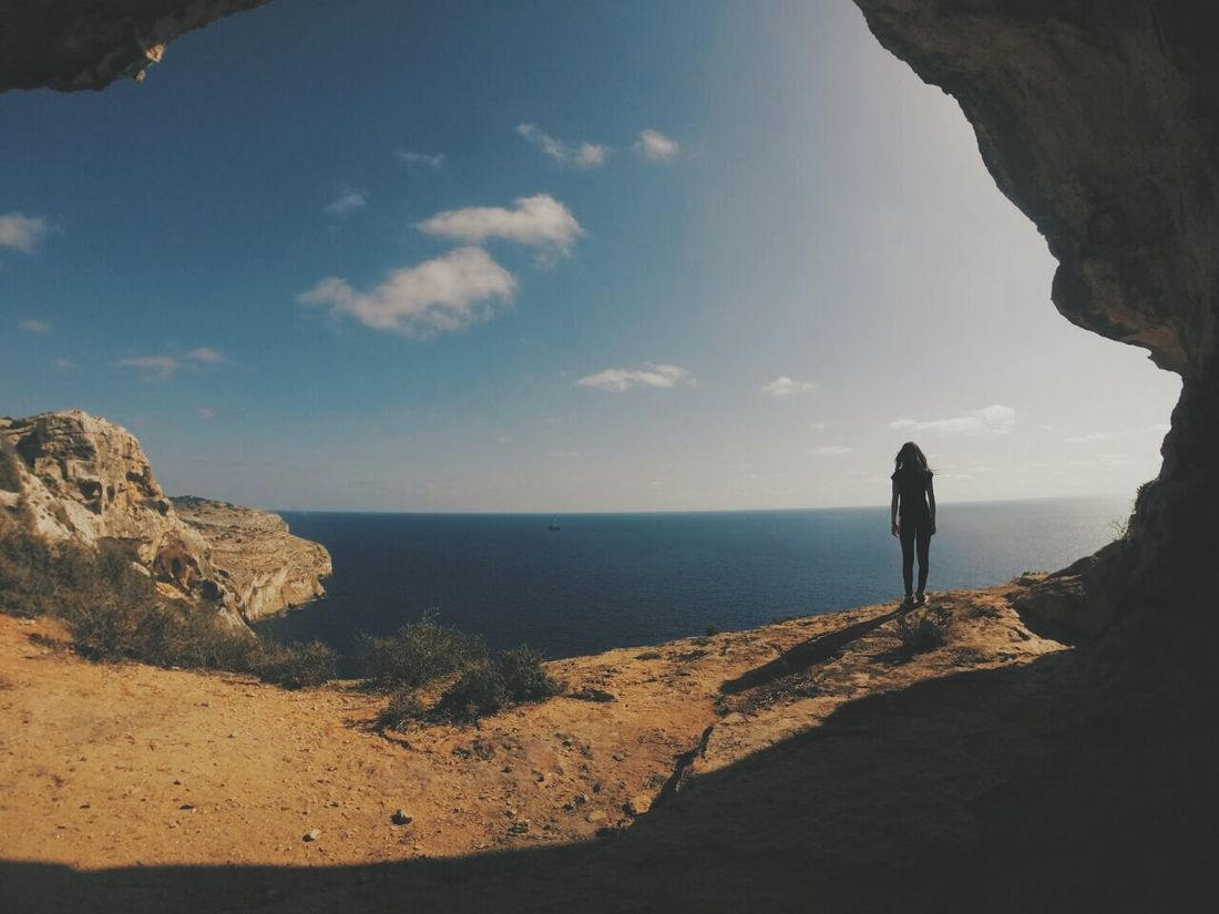 Discover Your City Cave Capturing The View Enjoying Life