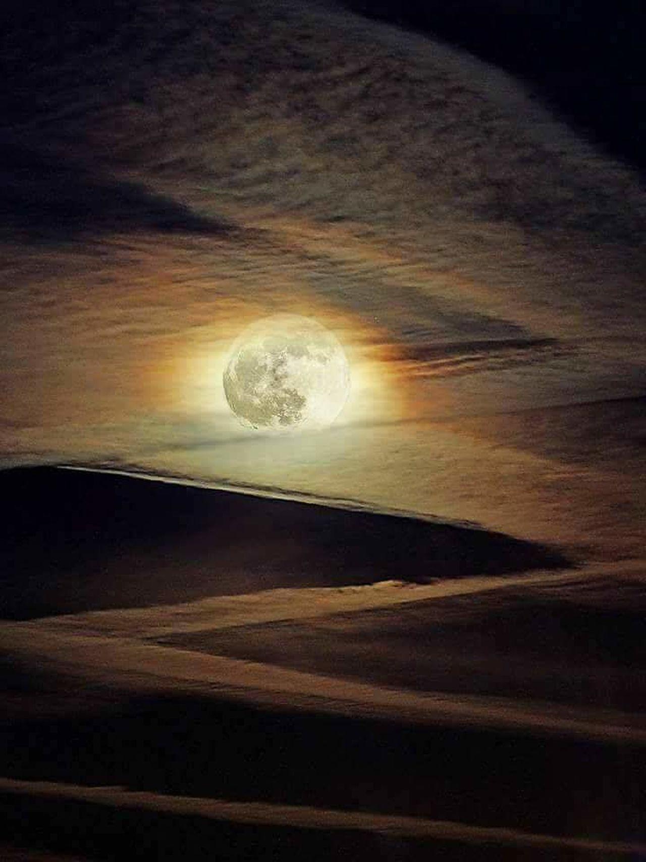Moon Full Moon Space Night Astronomy Haze Spraying GeoEngineering Whatthefuckaretheyspraying Chemtrails Chemical Sky No Filters Or Effects Aerosols Spraying