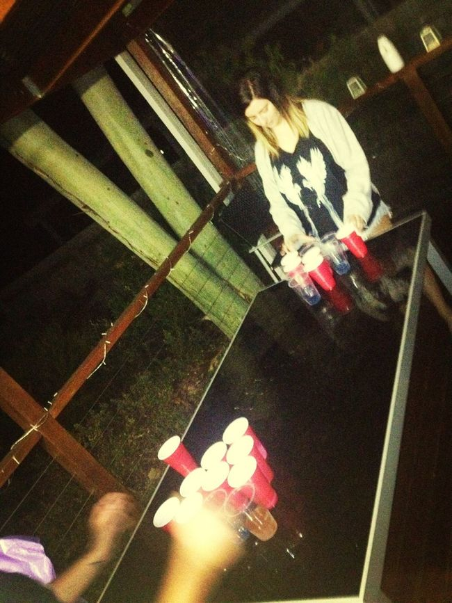 Beer Pong Friday