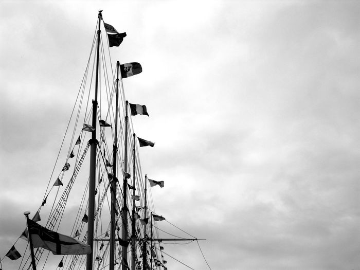 He felt as if he had been shipwrecked on the Titanic, but in the nick of time had been rescued. By the Lusitania. (Terry Pratchett, Mort) Bristol Brunel's Ss Great Britain First Eyeem Photo Harbour Ship Ss Great Britain Terry Pratchett  The Great Outdoors With Adobe Black And White Monochrome Photography