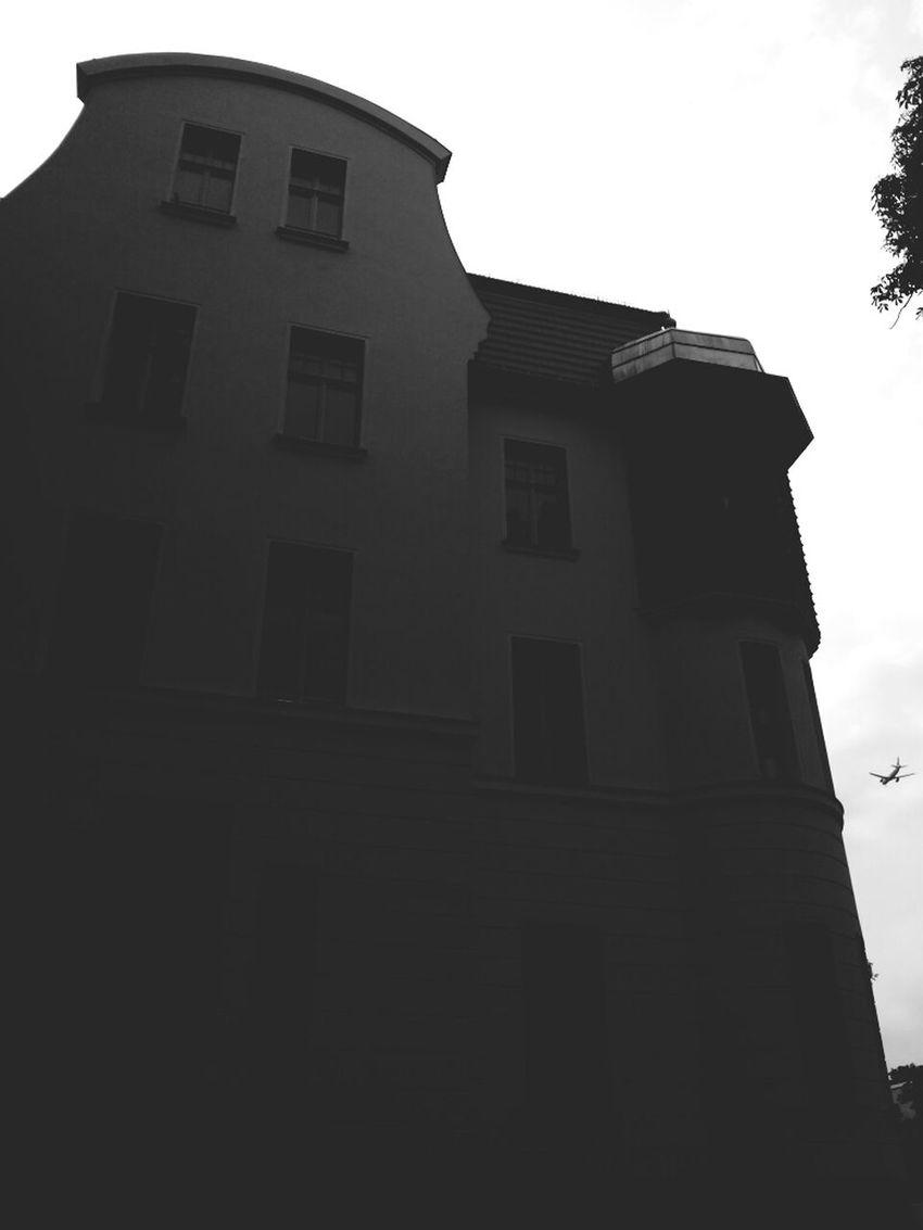 Blackandwhite Berlin Architecture