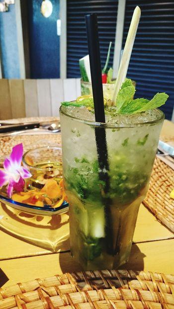 Mojito! Mojito Time Mojito! 🍹 Mojitos Mojito♡ Mojitotime Lemongrassmojito