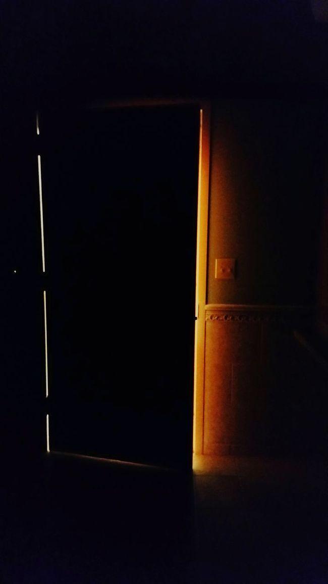 Door Taking Photos