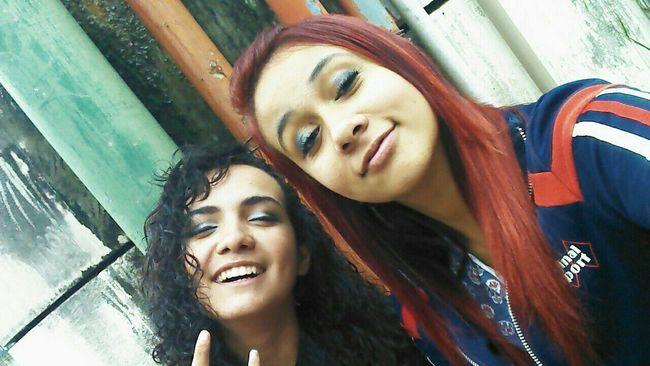 Friends Lovely Companheira Bestfriend Smoking Weed
