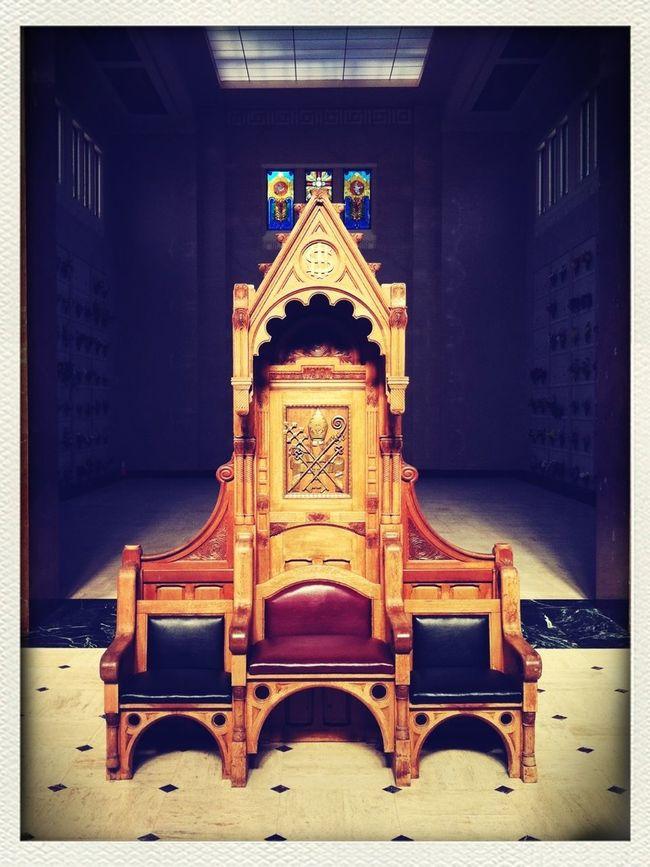 Catholic Church Chair Check This Out