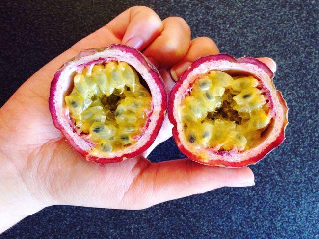 Enjoying Life Taking Photos Hello World Check This Out Fruit Vegan Healthy Eating Passionfruit Maracujá Fruits