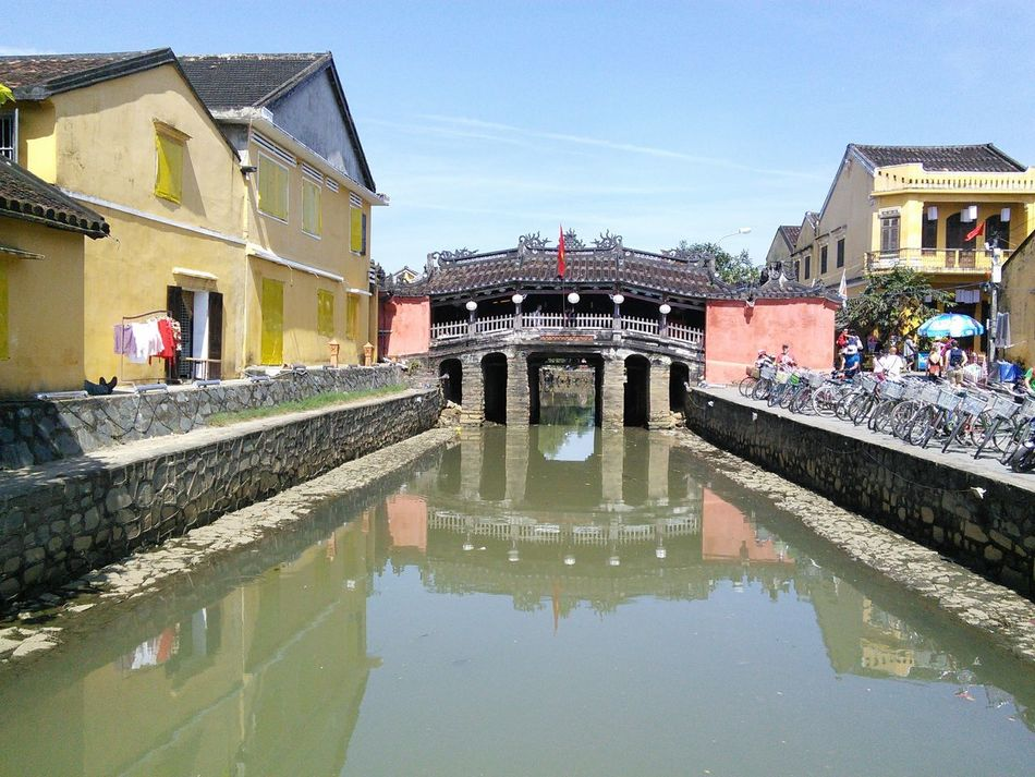 Architecture Built Structure Hoi An Hoi An, Vietnam No People Outdoors Reflection Sky Water Waterfront First Eyeem Photo