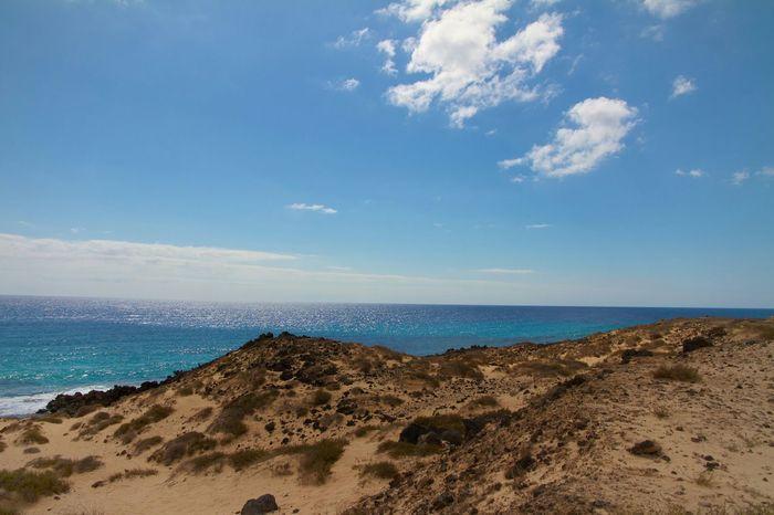 Sea Beautiful Sea Amazing Fuerteventura Taking Photos Enjoying Life Relaxing