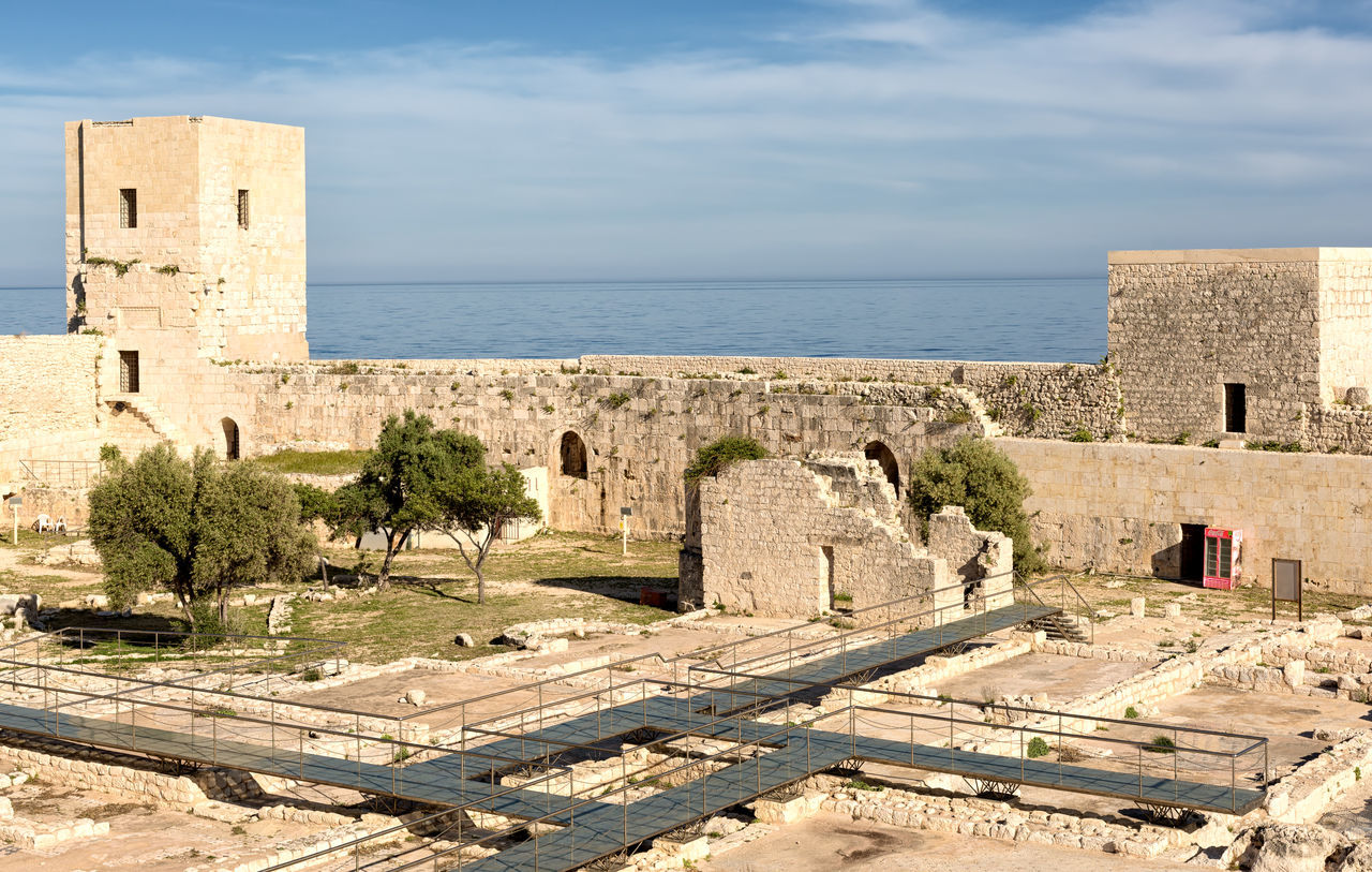 Kizkalesi Shoreline Abandoned Ancient Ancient Civilization Architecture Building Exterior Built Structure Castle Fort Historical Building Historical Sights History Horizon Over Water Kizkalesi, South, Mersin, Turkey, Mediterranean Kız Kulesi Kızkulesi Narlikuyu Narlikuyu, Turkey, Mersin, South Mediterranean, Mediterranean Sea Nature Old Old Ruin Outdoors Ruins Sea Sky Weathered