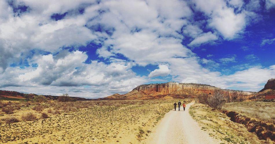 First Eyeem Photo Teruel Landscape Adventure Friends