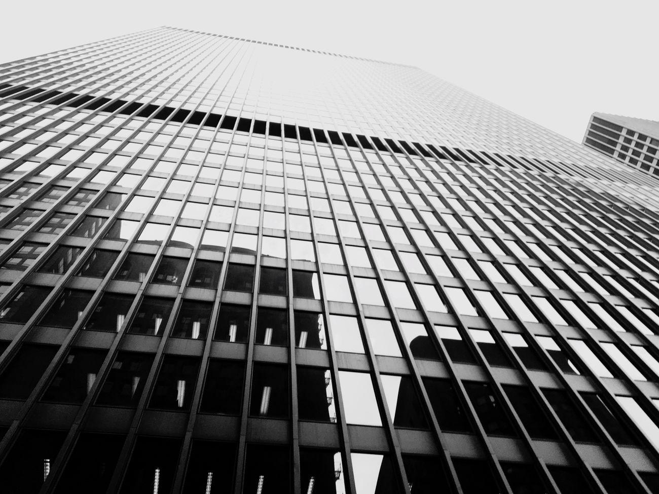 Architecture Skyscraper City Mies Van Der Rohe
