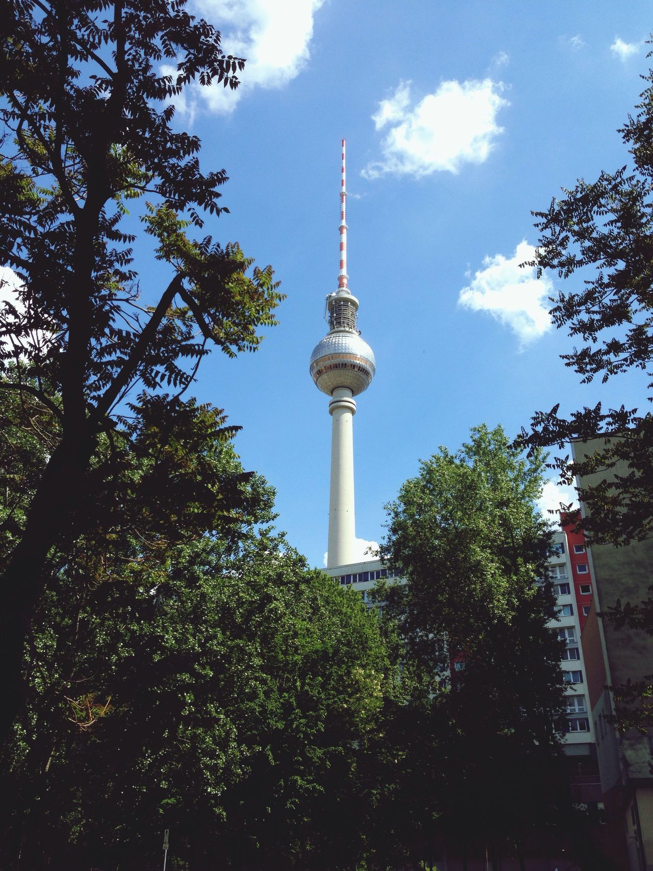 Beautiful stock photos of television, Architecture, Berlin, Broadcasting, Building