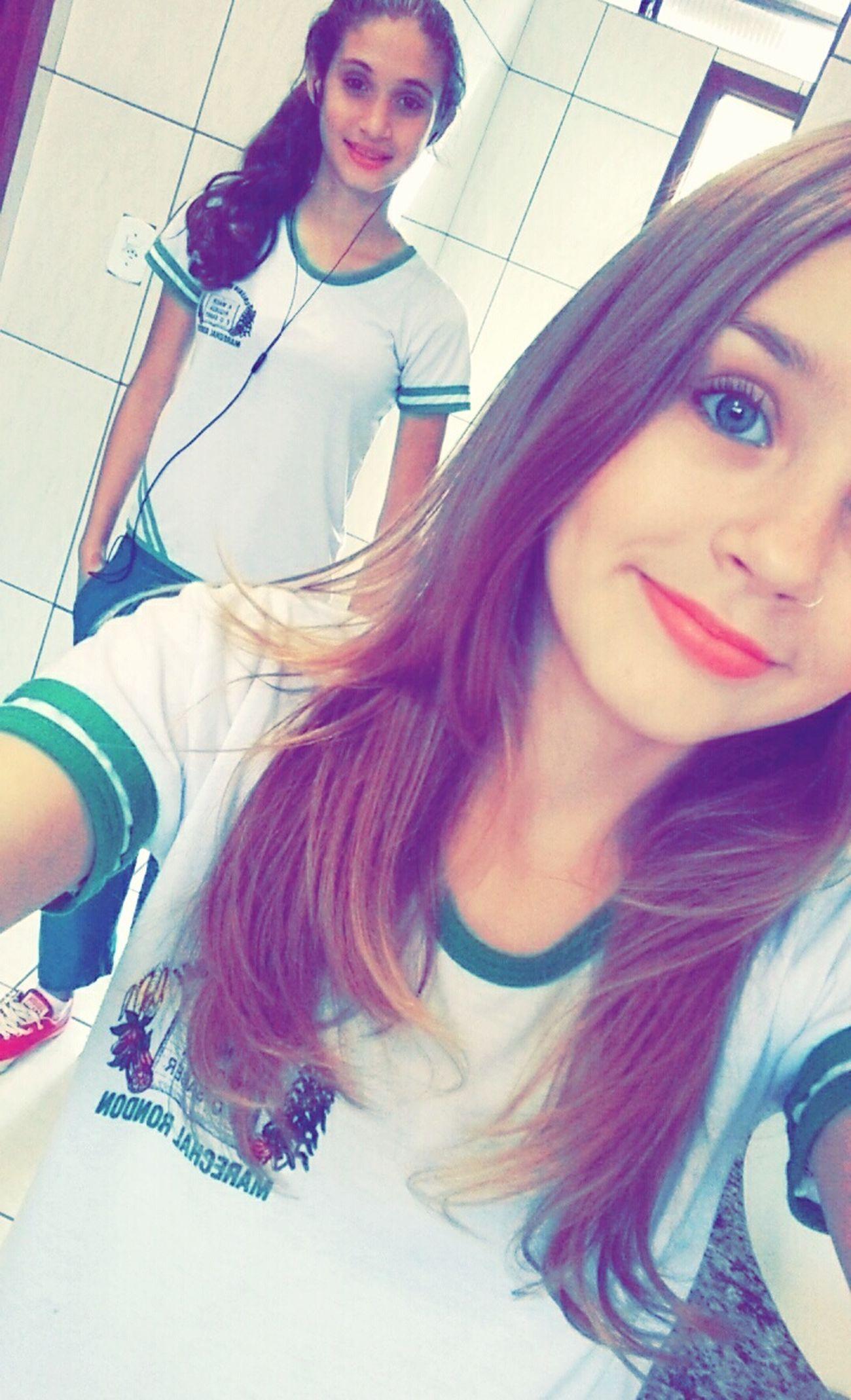 É que eu te amo e falo na sua cara, se tirar você de mim não sobra nada Teamoamiga😻 🎵😍💞