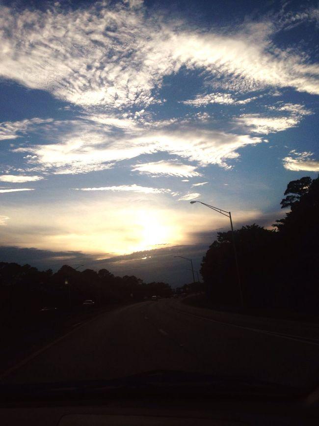 Taking Photos Outdoors Great View Photography Florida No Filter Beautiful No Filter, No Edit, Just Photography CarRides Cloud - Sky