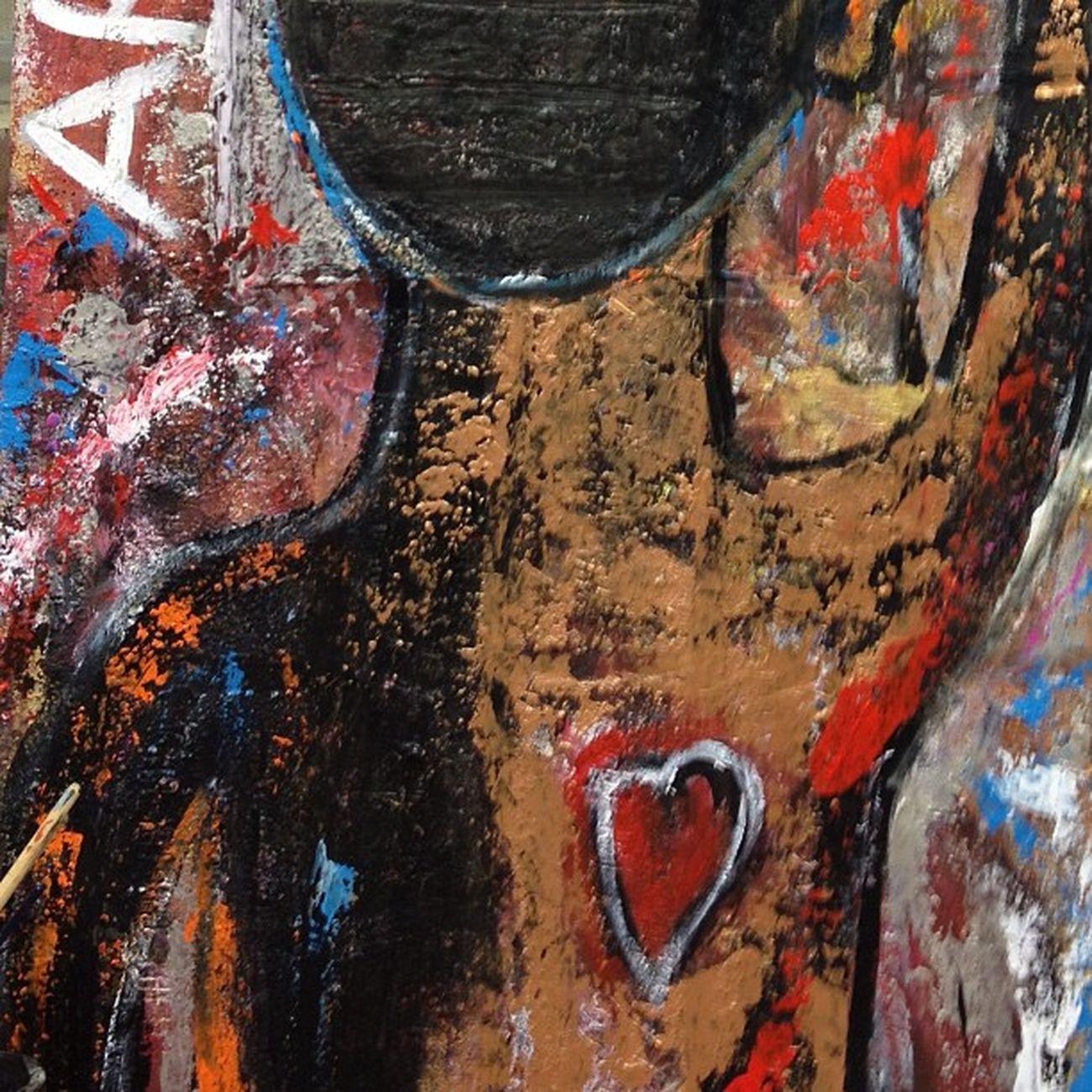 Sin concluir figura 1/5 Art Arte Negua Figura