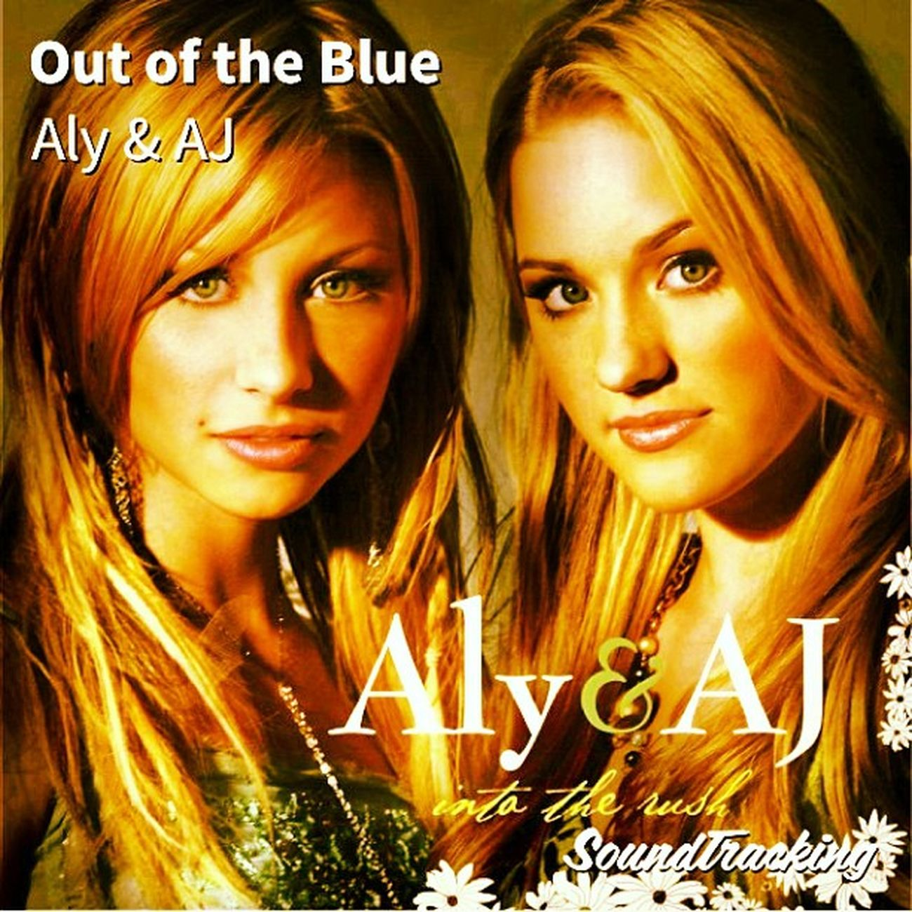 "ひたすらリミックス聴いてるなう♪ Nowplaying Systemf ♫ ""Out of the Blue"" by Aly & AJ 