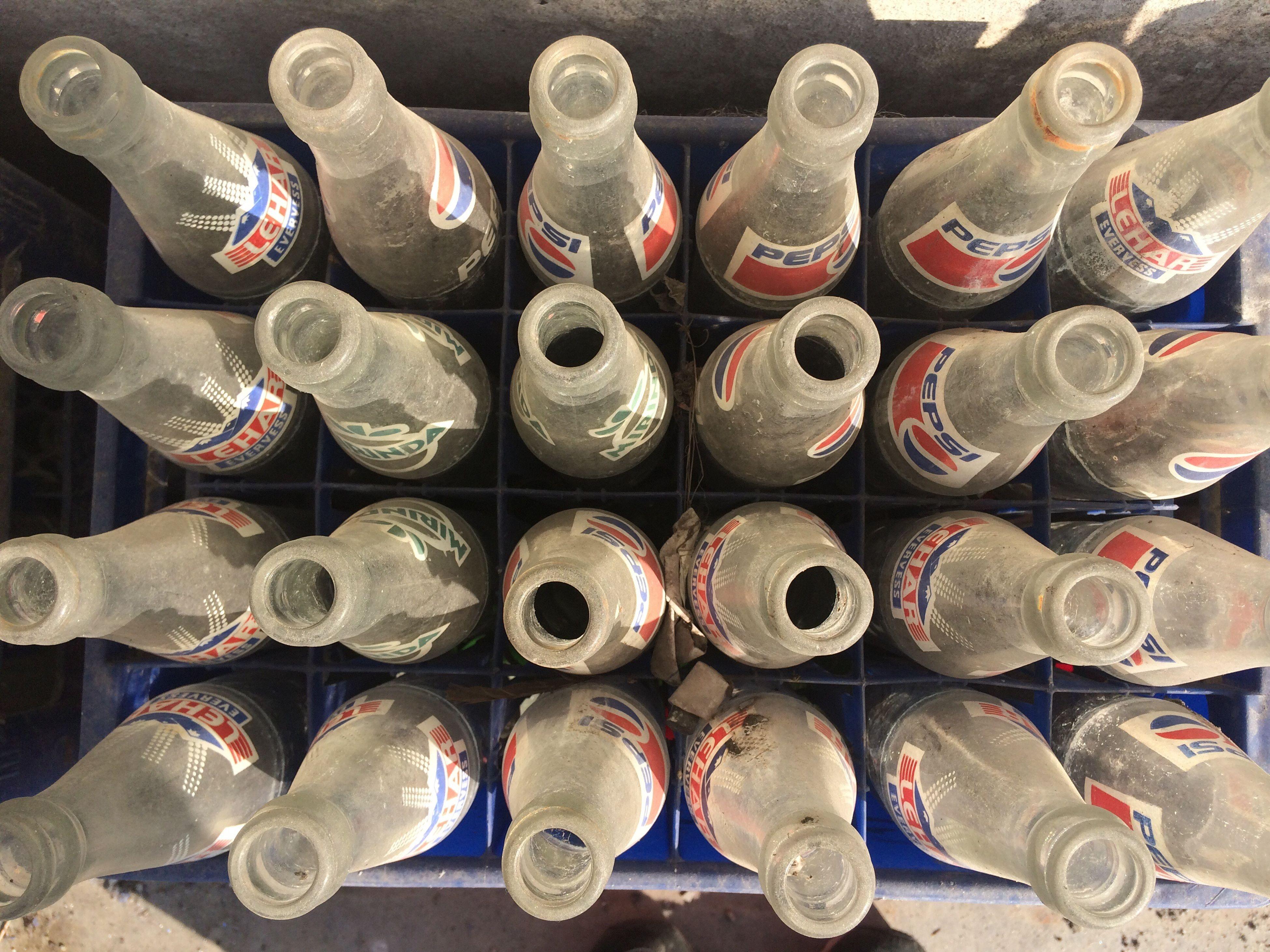 Best Drinks !  Favourite Old Bottling Pepsicola