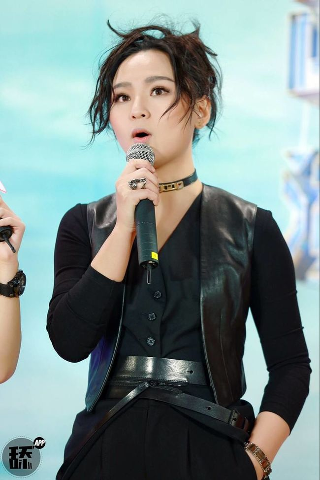 周笔畅 周筆暢 Zhoubichang Bibizhou Popstar Singer  湖南卫视