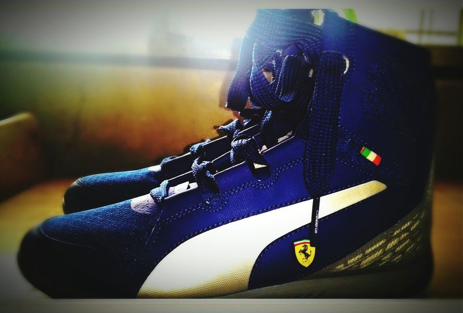 New Sneakers! PUMA VALOROSSO ForeverFaster Thanku Dad Happy Finally Have Them