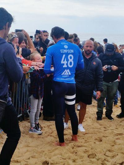 Surf's Up Simpson Ripcurl Pro Peniche 2015 Surf Photography Portugal Love Fans
