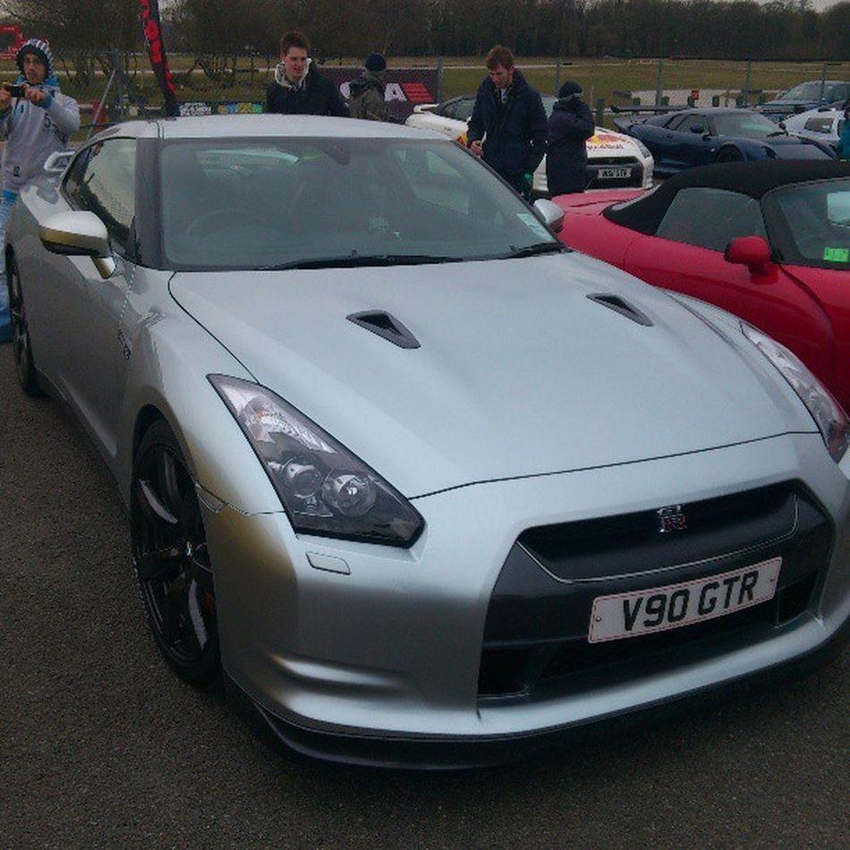 Nissan GTR Racing Oultonpark
