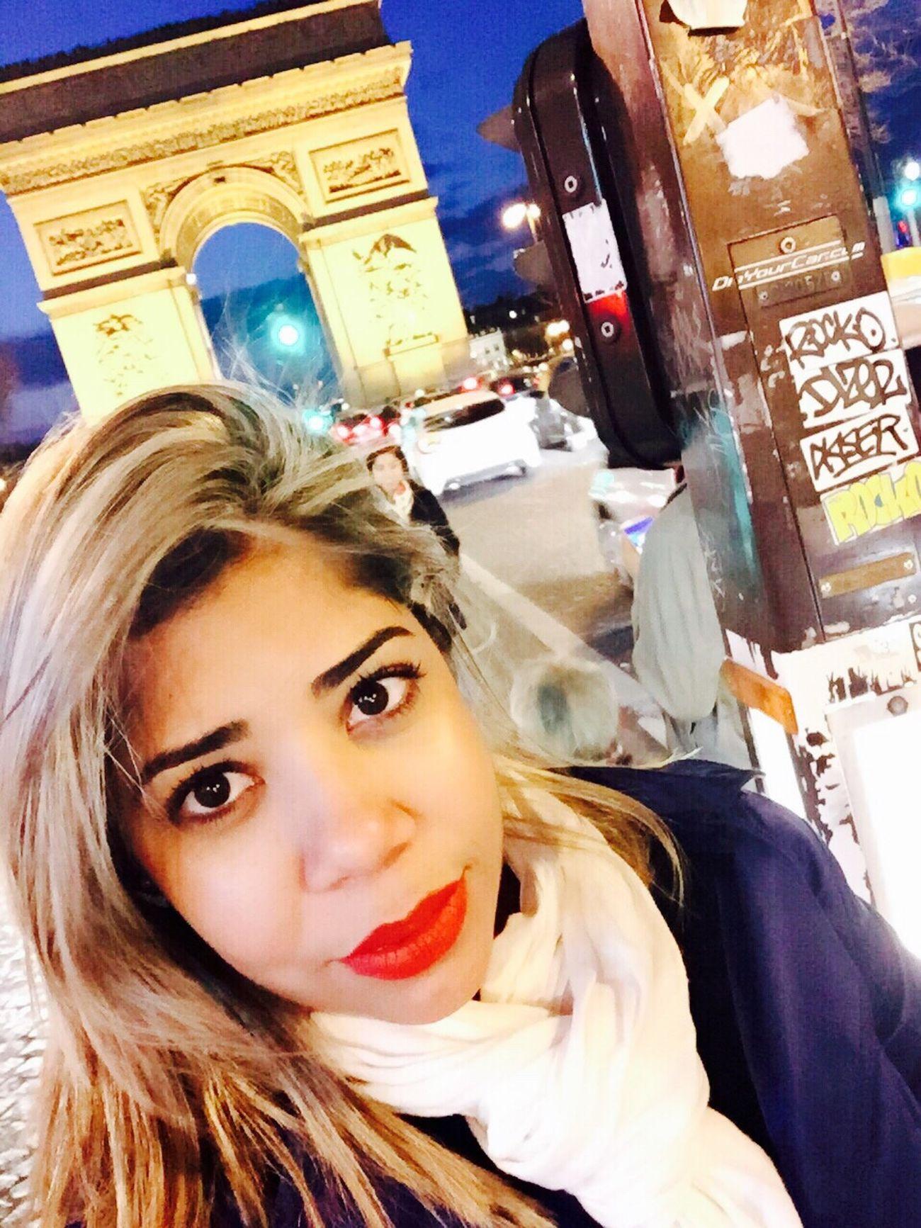 Arc the Triomphe 💜 Paris #france