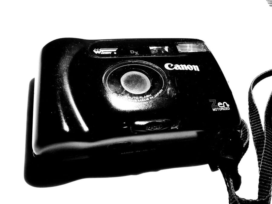 It all started with this.....Vintage Camera Cannon Blackandwhite EyeEm Mobilephotography Welcomeweekly Vintage Style First Camera How It Started Camera Cameraporn