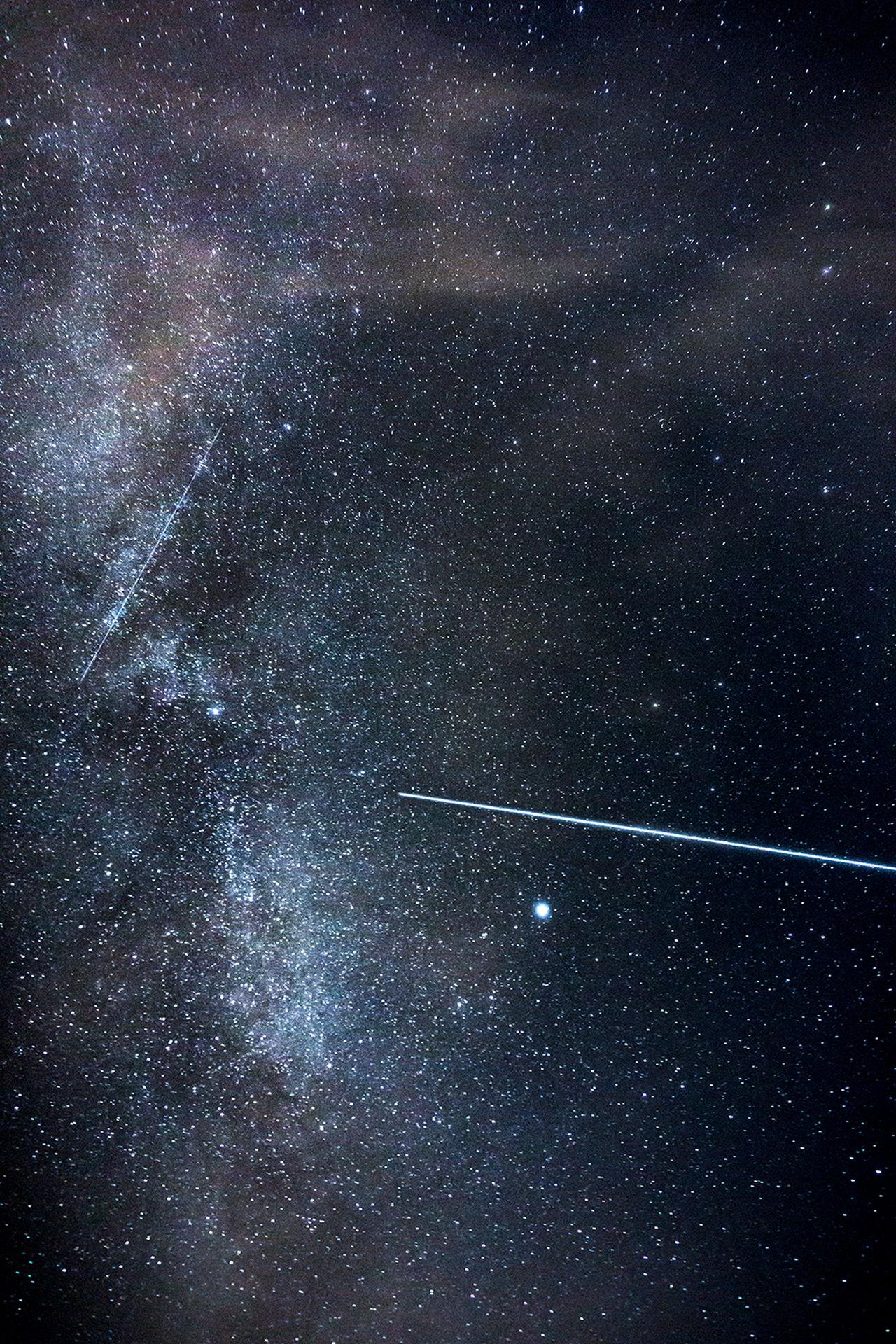 Altair Milkyway ISS Nightphotography Galaxy Stars Night Sky Skyporn Skyscape