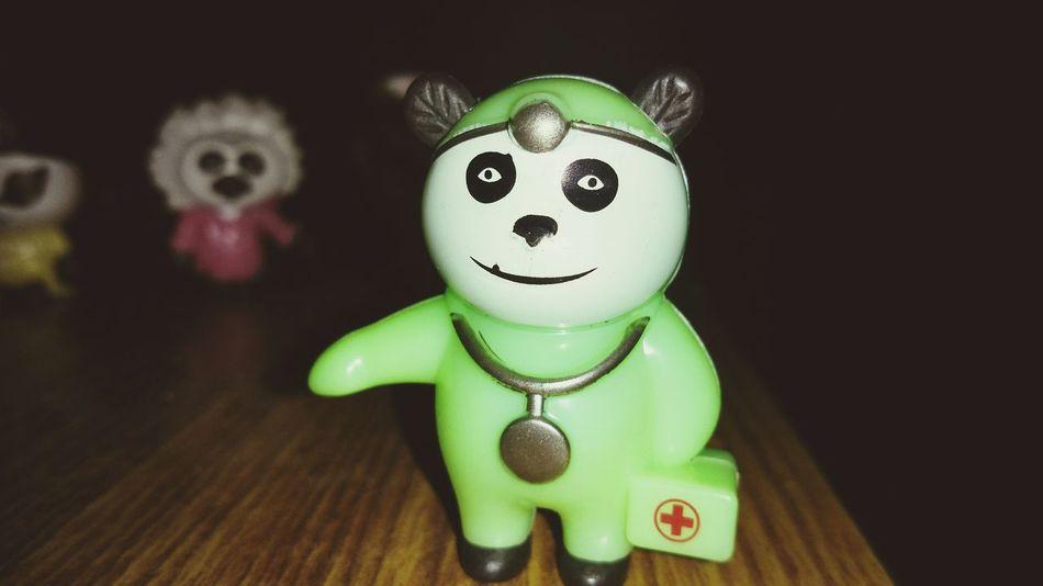 Introducing GEMS Panda:- Doctor Panda Medical Care Treatment