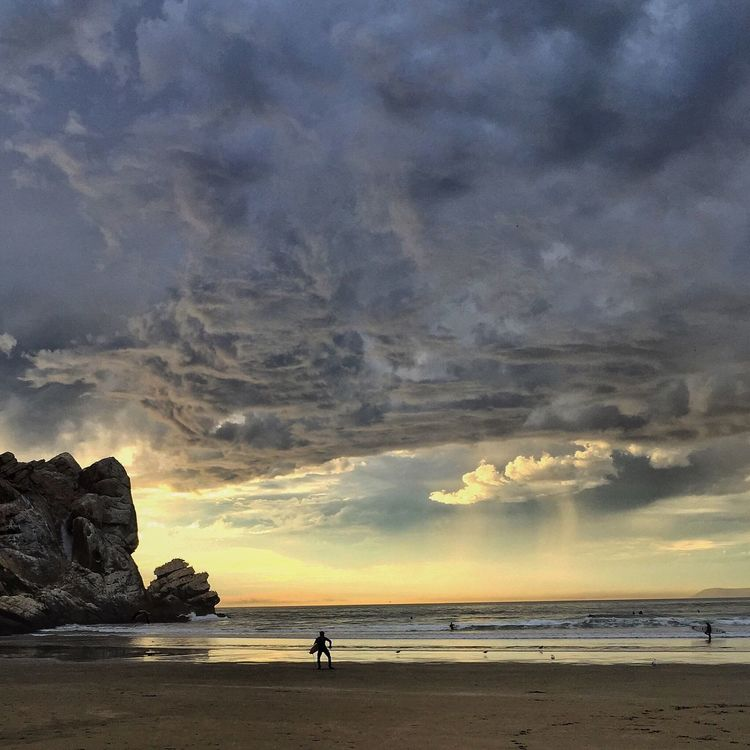 Morrobay Morrobayrock MorroBay California surf Surf Surfing Clouds And Sky Home Sweet Home Surf Photography Sunset Live For The Story BYOPaper! The Great Outdoors - 2017 EyeEm Awards Perspectives On Nature