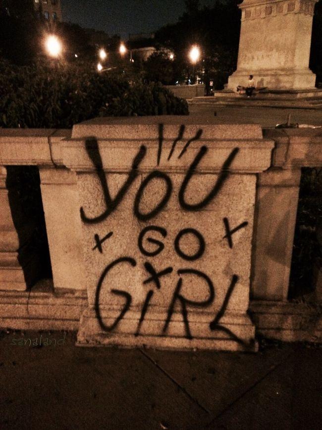 Happy Friday!!! Graffiti Street Art Williamsburg Brooklyn