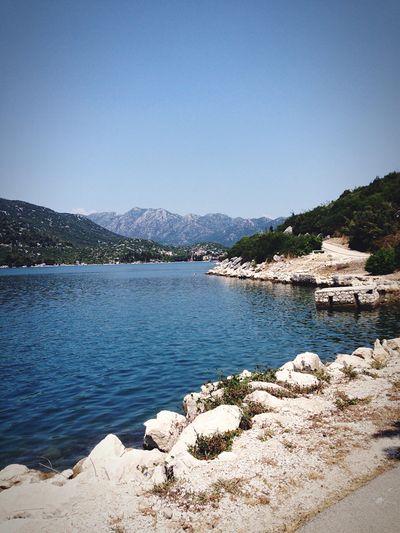 Croatia Holiday Walk Heat Wave