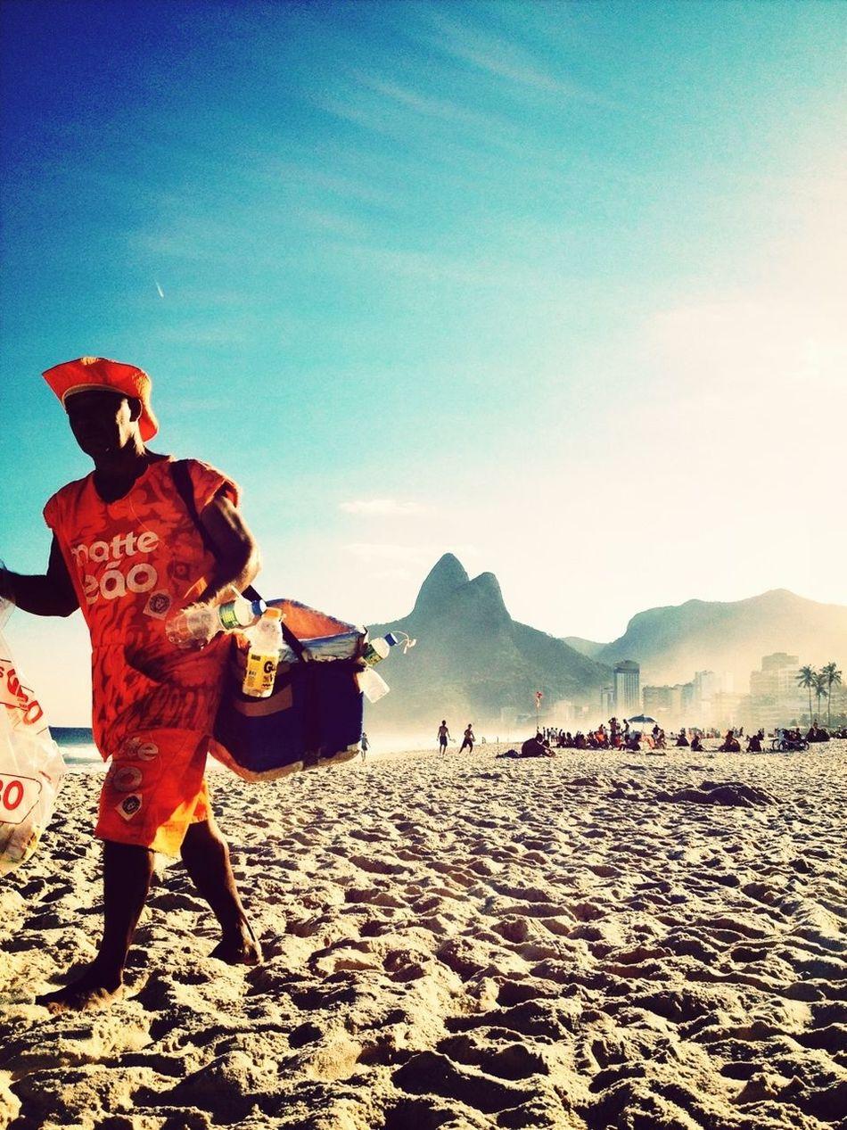 ORelaxing lha o matte!! Enjoying The Sun Beach