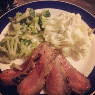 Overcooked broccoli :-(