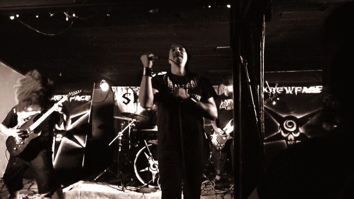 Music Skrewface Metal Concert