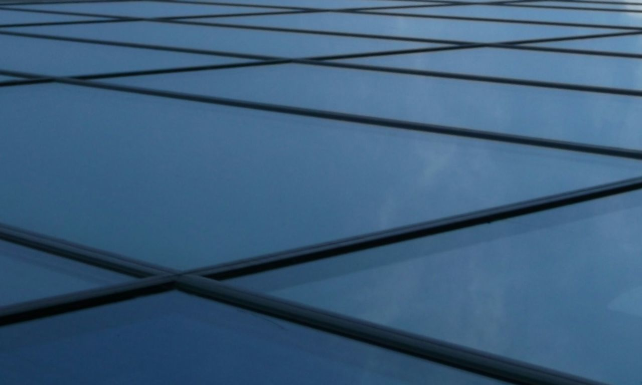 Asymetrical Pattern Blue Backgrounds Full Frame Low Angle View Close-up No People Corrugated Iron Architecture Tin Day Outdoors Window Reflection Glass Pattern Pattern Everywhere EyeEm Gallery Minimalism_masters The Week On Eyem Exploring Style Mobilephotography Dutch Modern Architecture Utrecht