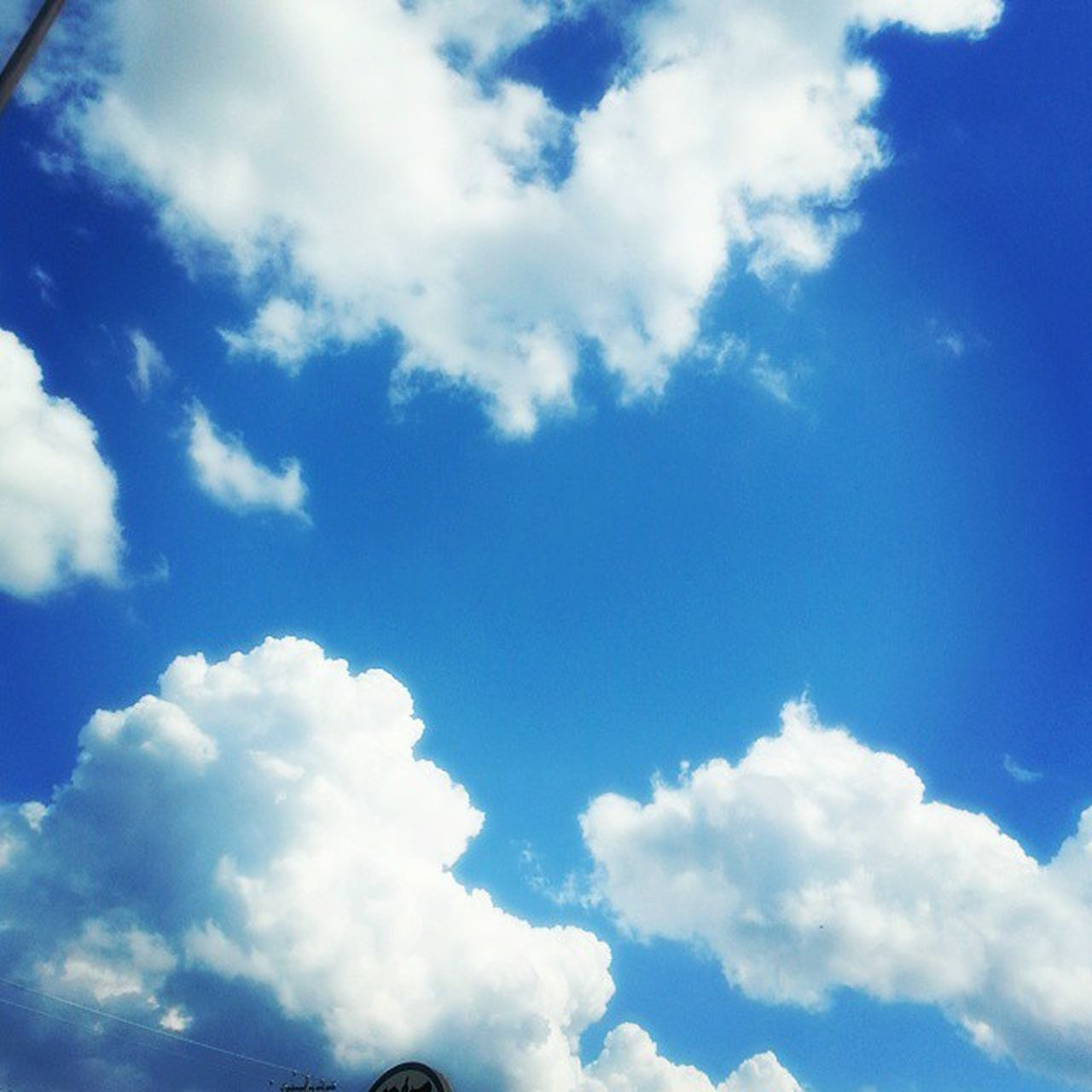 Appreciate the little things around us.. Appreciate Beauty Thelittlethings Sky Clouds LovinLife Thineownlife Puremichigan